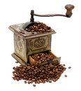 Coffee grinder -5- Royalty Free Stock Images