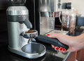 The coffee grinder Royalty Free Stock Photo