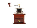 Coffee hand grinder Royalty Free Stock Photo