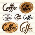 Coffee letter