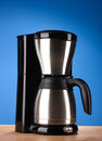 Coffee maker Stock Photography