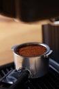 Coffee maker machine Stock Photos