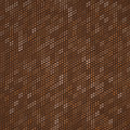 Coffee pattern background bean with vary rotation degree made of bean d model render Royalty Free Stock Photo