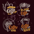 Coffee poster for restaurant and cafe.