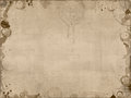 Coffee stains background textured template with in light brown Royalty Free Stock Photos