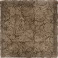 Coffee stains grunge background paper with on Stock Images