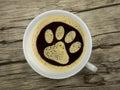 Café esperar en