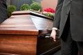 Rakva nosič účtovný rakva na pohreb
