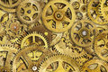 Cogs Machine Royalty Free Stock Photo