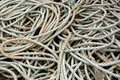 Coils of rope Stock Photos