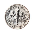 Coin, cent Royalty Free Stock Image