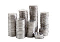 Coin stack Royalty Free Stock Photos