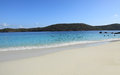 Coki Bay in St Thomas Royalty Free Stock Photo