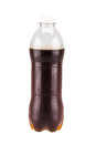 Cola bottle drink isolated Royalty Free Stock Photo