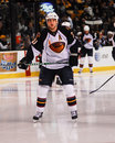 Colby Armstrong, Atlanta Thrashers. Royalty Free Stock Photo