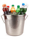 Cold beverages Royalty Free Stock Photo