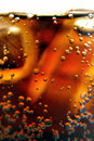 Cold coke drink Royalty Free Stock Images