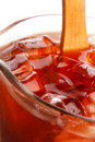 Cold fruit drinks Stock Photography