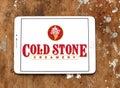 Cold stone Creamery restaurant logo