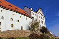 Colditz castle Stock Photo