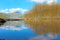 Coldwater Lake Stock Photo