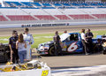 Colin Braun Pit Area Royalty Free Stock Photography