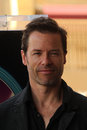 Colin Firth,Guy Pearce Royalty Free Stock Image