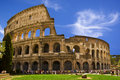 The Coliseum Royalty Free Stock Photo