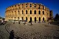 Coliseum of el jem