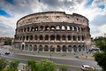 Coliseum Rome Royalty Free Stock Photo