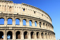 Coliseum in Rome Stock Photography