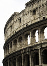 Coliseum in rome italy the famous Royalty Free Stock Photos
