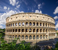 Coliseum. Rome. Italy. Royalty Free Stock Photo