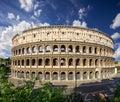 Coliseum. Rome. Italy. Royalty Free Stock Photo