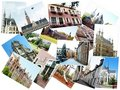 Collage of Leuven, Belgium Royalty Free Stock Photography