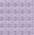 Collage of lilac pattern tiles in Portugal Royalty Free Stock Photo
