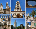 Collage - Split (Croatia) Royalty Free Stock Images