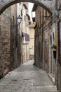Colle di Val d'Elsa (Siena, Tuscany) Royalty Free Stock Photography