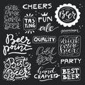Hand Drawn Beer Illustration