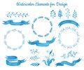 Elegant paper retro floral seamless pattern. Hand drawn vintage design template for banner, greeting card, wedding