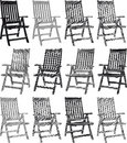 Collection of Chairs drawings Royalty Free Stock Photo