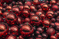 Collection of Christmas Balls Royalty Free Stock Photo