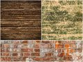 Collection of different backgrounds and textures.
