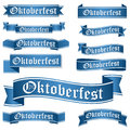 collection of different Oktoberfest banners