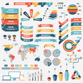 Collection Of Infograph People...