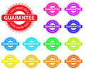 Collection of marketing badges. Stock Images
