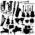 Collection Of Music Vector 2