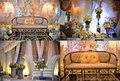 Collection of Royal Wedding Hall Decorations