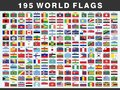 World National Flags of Countries