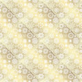 Collection of snowflakes set illustration Royalty Free Stock Image